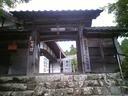 hyakusaiji_monzen.JPG